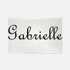 Gabrielle.png Rectangle Magnet