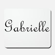 Gabrielle.png Mousepad