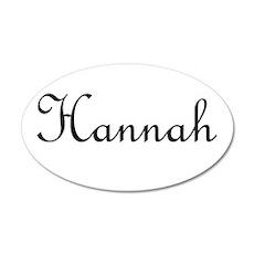Hannah.png Wall Decal