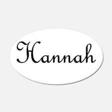 Hannah.png Wall Decal