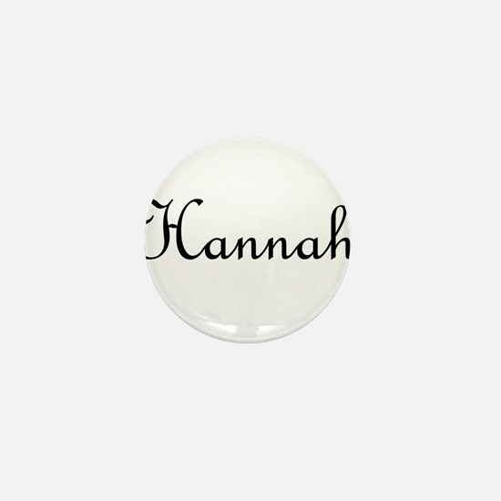 Hannah.png Mini Button