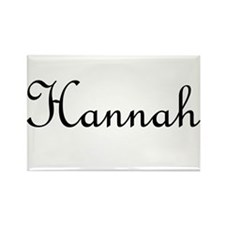 Hannah.png Rectangle Magnet
