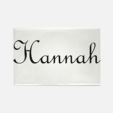 Hannah.png Rectangle Magnet