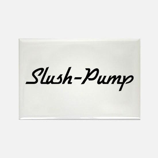 Slush-Pump Rectangle Magnet
