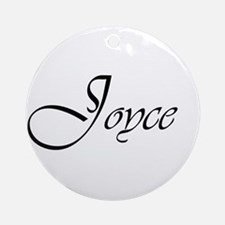 Joyce.png Ornament (Round)