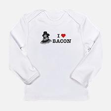 Francis Bacon Long Sleeve Infant T-Shirt