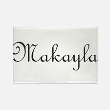 Makayla.png Rectangle Magnet