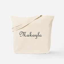 Makayla.png Tote Bag