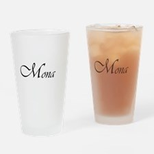 Mona.png Drinking Glass