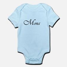 Mona.png Infant Bodysuit