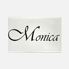 Monica.png Rectangle Magnet