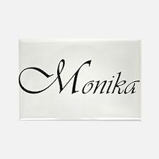 Monika.png Rectangle Magnet