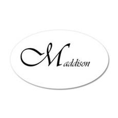 Maddison.png Wall Decal