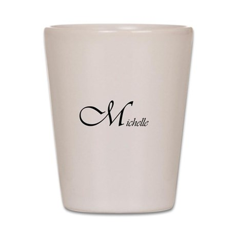 Michelle.png Shot Glass