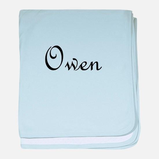 Owen.png baby blanket