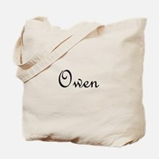 Owen.png Tote Bag