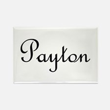 Payton.png Rectangle Magnet