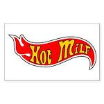 Hot MILF Rectangle Sticker