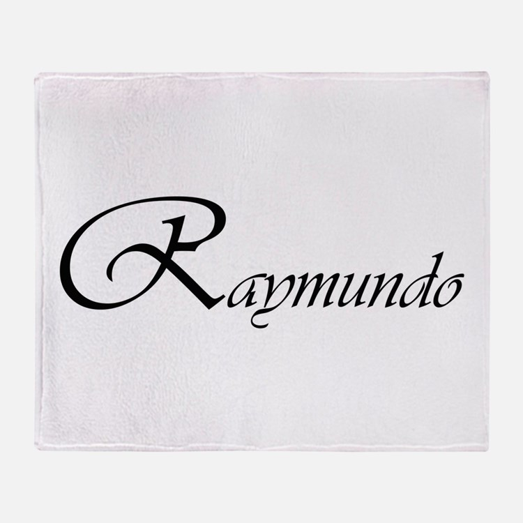 Raymundo.png Throw Blanket