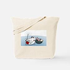 K6BBQ Polar Bear Gear Tote Bag
