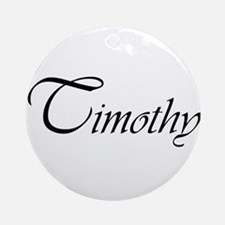 Timothy.png Ornament (Round)