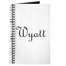 Wyatt.png Journal