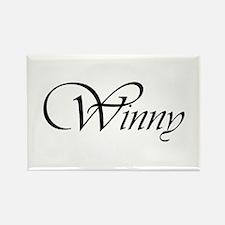 Winny.png Rectangle Magnet