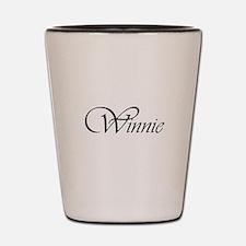 Winnie.png Shot Glass