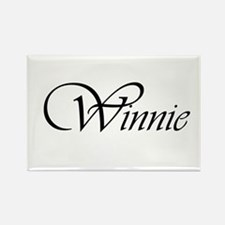 Winnie.png Rectangle Magnet