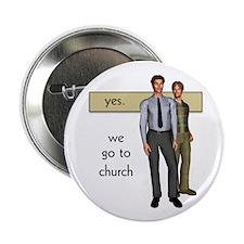 Gay Christian Button