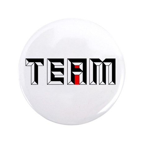 """The I in Team 3.5"""" Button (100 pack)"""