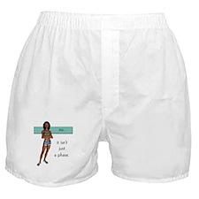 Lesbian Teenager Boxer Shorts