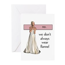 Lesbian Beauty Greeting Cards (Pk of 10)