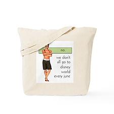 Gay Disney World Tote Bag