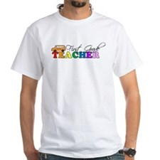 First Grade Teacher Shirt