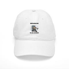 Outsourcing Baseball Cap