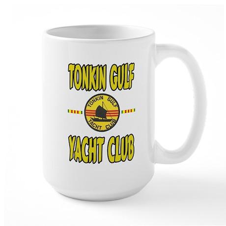 TONKIN GULF YACHT CLUB Large Mug