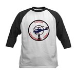 Laotion Expeditionary Force Kids Baseball Jersey