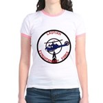 Laotion Expeditionary Force Jr. Ringer T-Shirt