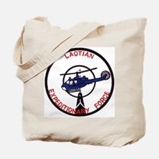 Laotion Expeditionary Force Tote Bag