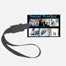 Social-Work-Funny.jpg Luggage Tag