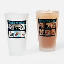 Social-Work-Funny.jpg Drinking Glass