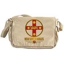 New South Wales Emblem Messenger Bag