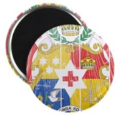 Tonga Coat Of Arms Magnet