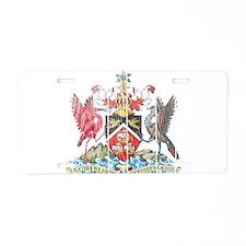 Trinidadand Tobago Coat of Arms wood.png Aluminum