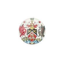 Trinidadand Tobago Coat of Arms wood.png Mini Butt