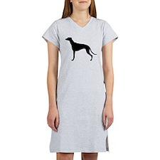 Greyhound Women's Nightshirt