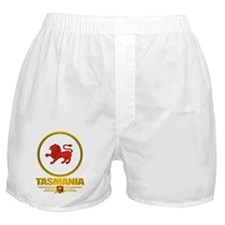 Tasmania Emblem Boxer Shorts