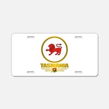 Tasmania Emblem Aluminum License Plate