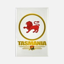 Tasmania Emblem Rectangle Magnet